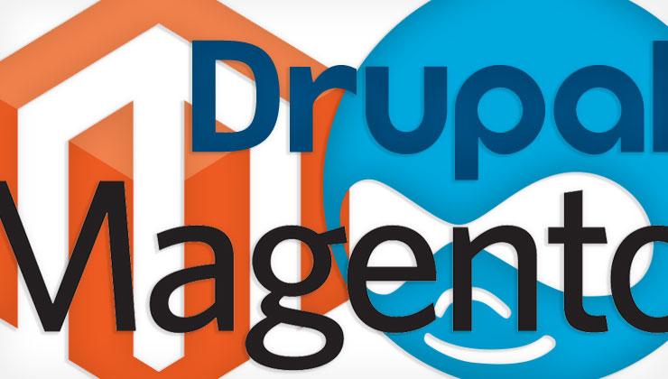 Drupal Magento